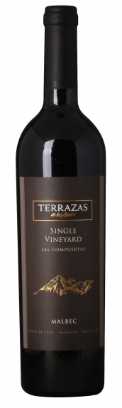 Terrazas Single Vineyard Malbec 2013