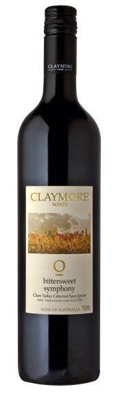 Claymore Bittersweet Symphony Cabernet Sauvignon 2014