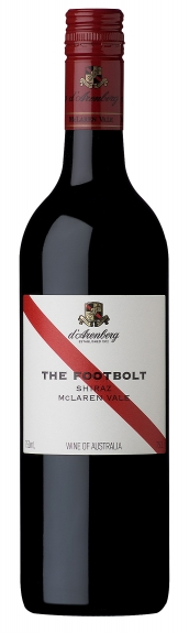 d`Arenberg The Footbolt Old Vine Shiraz 2016
