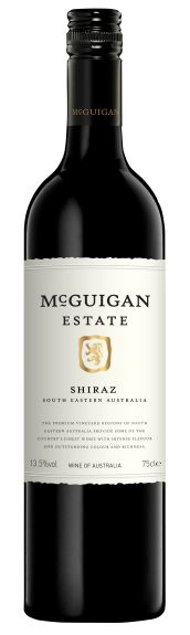 McGuigan Estate Shiraz 2017