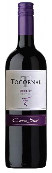 ConoSur Tocornal Merlot 2018