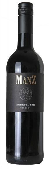 Manz Dornfelder trocken QbA 2016