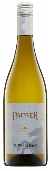 Pauser Wega Sauvignon Blanc feinherb 2020