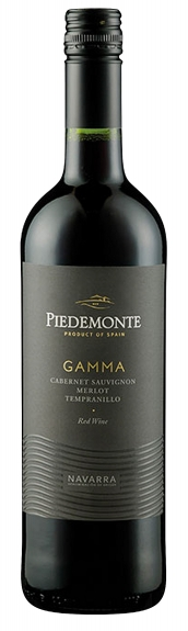 Piedemonte Gamma Tinto DO 2014