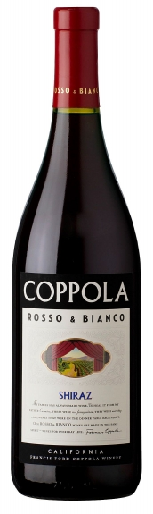 Francis Ford Coppola Presents Rosso & Bianco Shiraz 2016