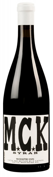 K-Vintners Motor City Kitty Syrah 2015