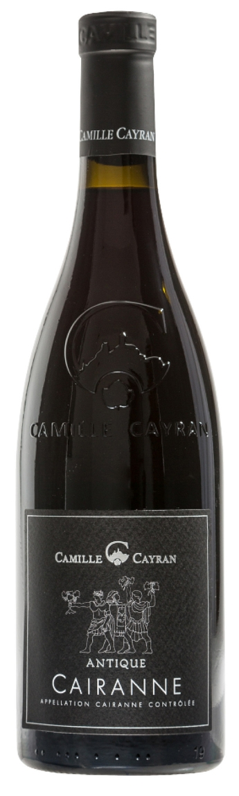 Camille Cayran Antique Cairanne AOP 2018