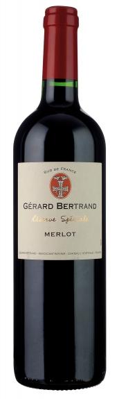 Gérard Bertrand Réserve Spéciale Merlot 2017