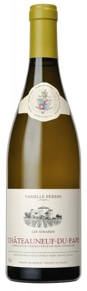 Perrin et Fils Les Sinards Blanc AOC Châteauneuf-du-Pape 2019
