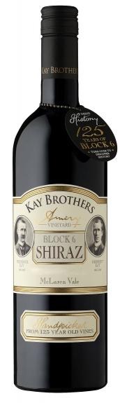 Kay Brothers Block 6 Shiraz 2017