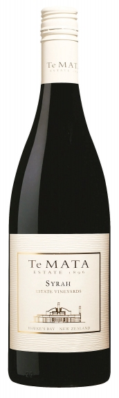 Te Mata Estate Vineyards Syrah 2015