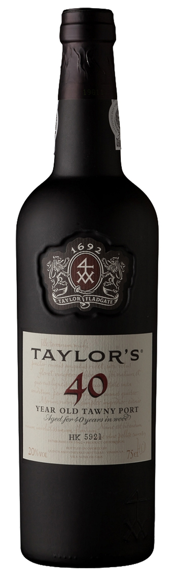 Taylor`s Port Tawny 40 Years Old NV