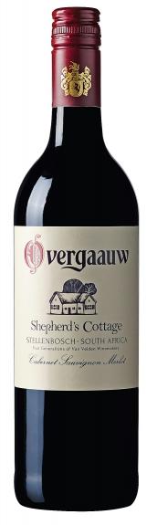 Overgaauw Shepherd´s Cottage Cabernet Sauvignon / Merlot 2016 Sale Angebote Neupetershain