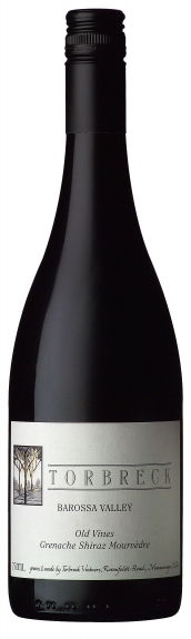 Torbreck Old Vines GSM Barossa Valley 2015