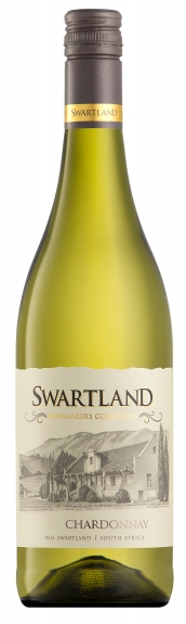 Swartland Winery Winemaker`s Collection Chardonnay 2017