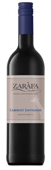 Mountain River Wines Zarafa Cabernet Sauvignon 2016
