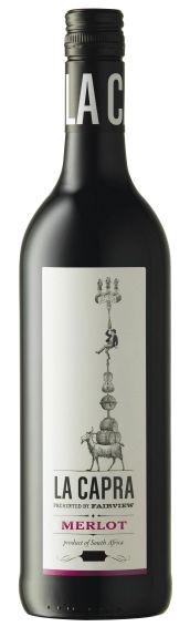 Fairview La Capra Merlot 2013