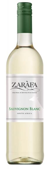 Mountain River Wines Zarafa Sauvignon Blanc 2017