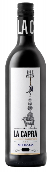Fairview La Capra Shiraz 2015