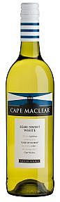 African Pride Wines Cape Maclear Semi-Sweet White
