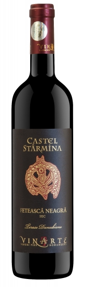Vinarte Castel Starmina Feteasca Neagra 2017
