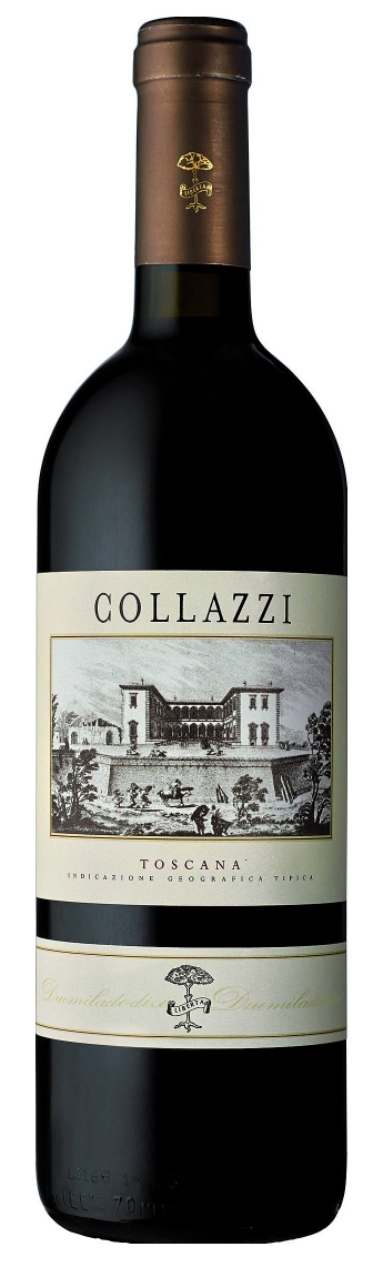 Collazzi Toscana Rosso IGT 2016