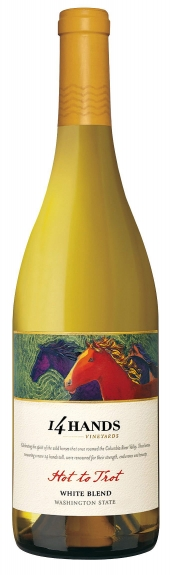 Image of 14 Hands Hot To Trot White Blend 2016