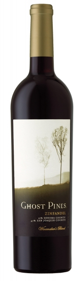 Ghost Pines Zinfandel Winemakers Blend 2013