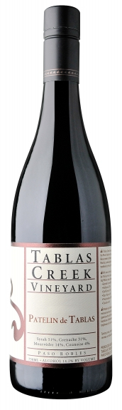 Tablas Creek Vineyard Patelin de Tablas 2018