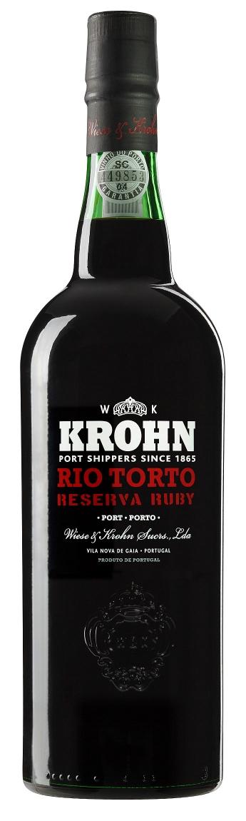 Krohn Rio Torto Reserva Ruby Port