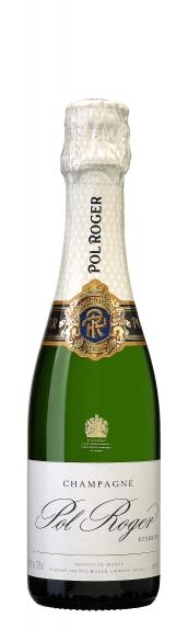 Pol Roger Champagne Brut Réserve (0,375L)