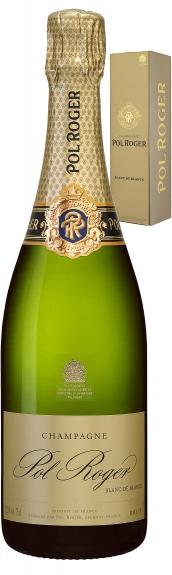 Pol Roger Blanc de Blancs Brut 2012 in Geschenkverpackung