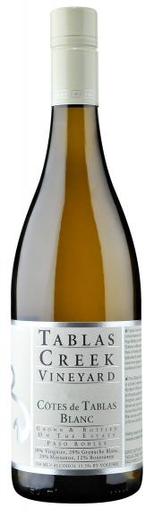 Tablas Creek Vineyard Côtes de Tablas Blanc 2018