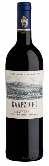 Kaapzicht Estate Red Shiraz / Cabernet 2017