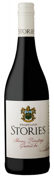 Swartland Stories Shiraz / Pinotage / Grenache 2017