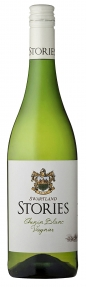 Swartland Stories Chenin Blanc / Viognier 2017 - Pulpit Rock Winery - neu, 6009803110897, (8,53 EUR/l), 2017, 2017