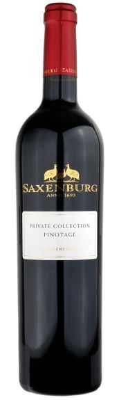 Saxenburg Private Collection Pinotage 2012