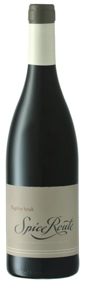 Spice Route Flagship Syrah 2008